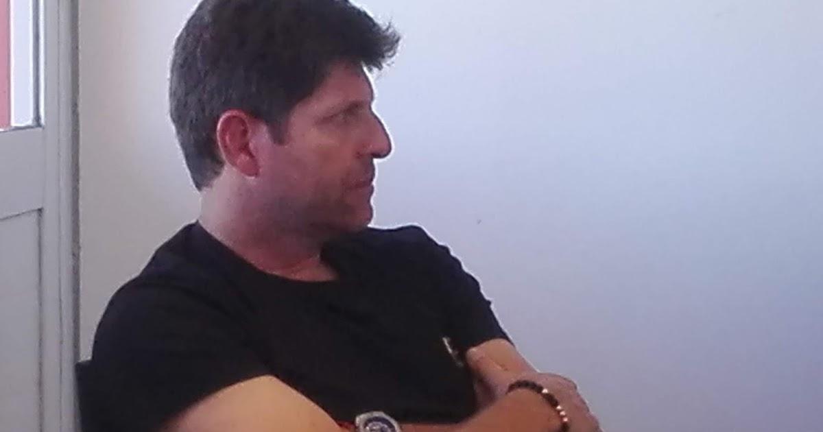 """Leo Díaz: """"Mi trabajo es entrenar a los cuatro arqueros que hay en ..."""